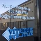 Vitrerie Ste-Julie - Glass (Plate, Window & Door)