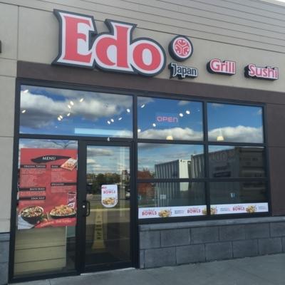 Edo Japan - Restaurants