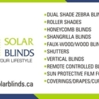 Solar Blinds Inc. - Magasins de stores