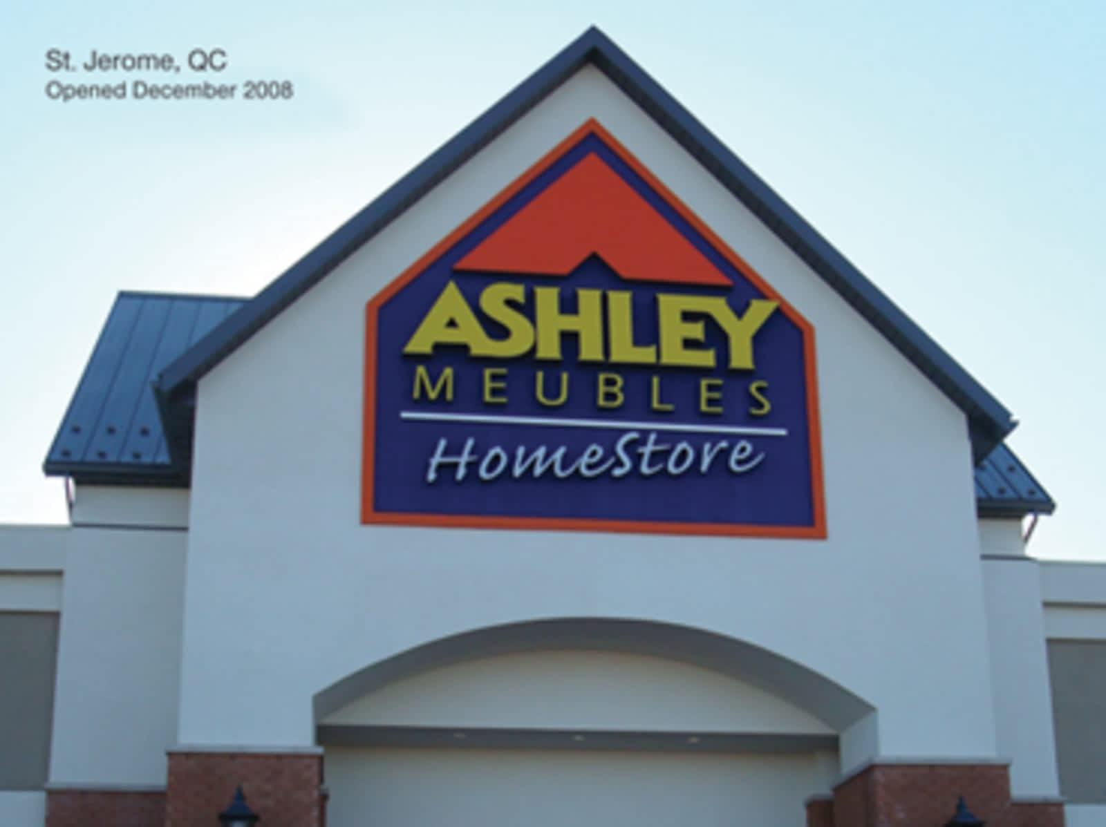 Meubles Ashley Horaire D Ouverture 400 Rue Lamontagne Saint