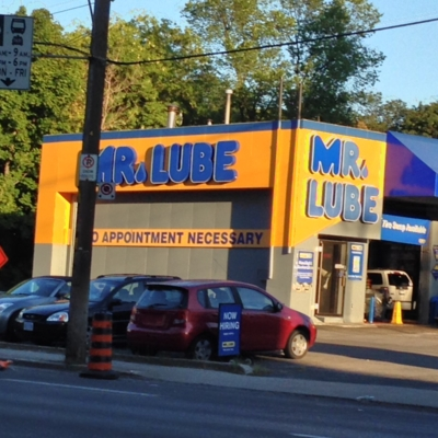 Mr Lube - Oil Changes & Lubrication Service