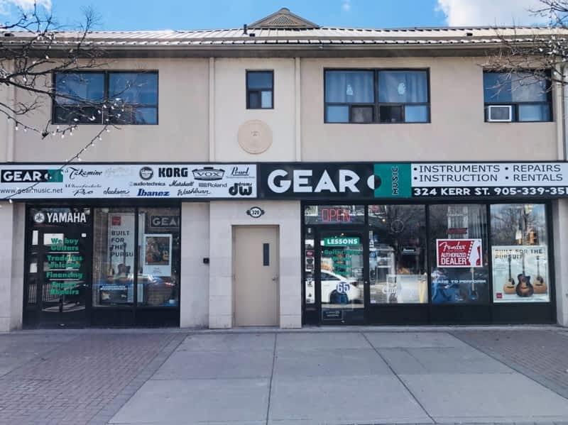 photo Gear Music