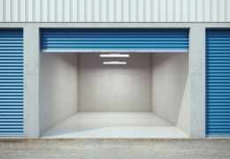 Calgary's self-storage solutions for your excess stuff