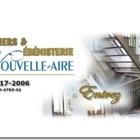 Escaliers & Ébénisterie Nouvelle-Aire - Ébénistes