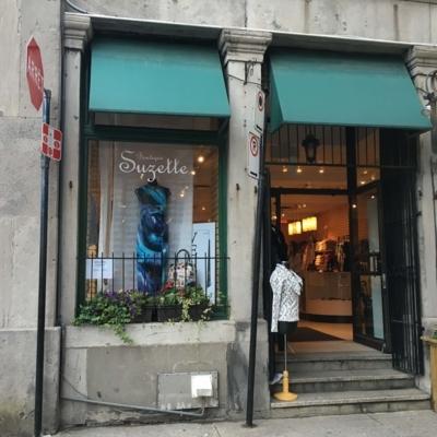 Boutique Suzette - Magasins de vêtements pour femmes - 514-396-4709