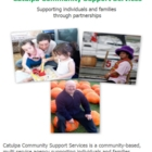 Catulpa Community Support Services - Community Service & Charitable Organizations - 705-733-3227