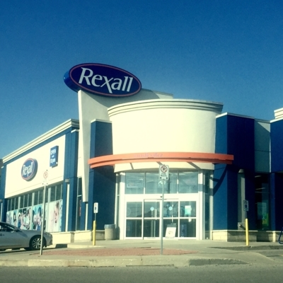 View Rexall Pharma Plus's Ajax profile