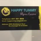 Happy Tummy Filipino Cuisine - Take-Out Food - 647-347-8838
