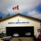 Mikes Auto Service - Réparation et entretien d'auto