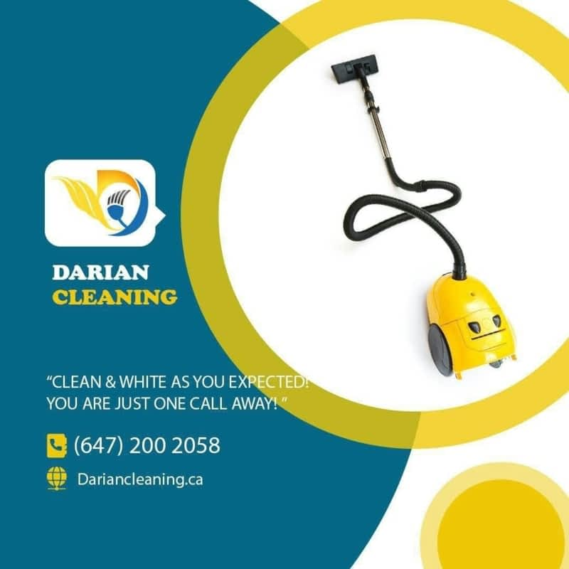 photo Darian Cleaning Company