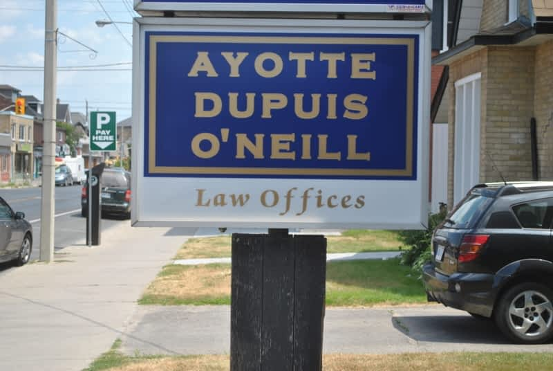 photo Ayotte Dupuis O'Neill Lawyers