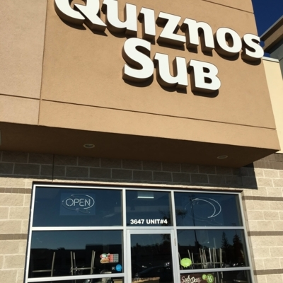 Quiznos Sub - Restaurants - 204-885-0500