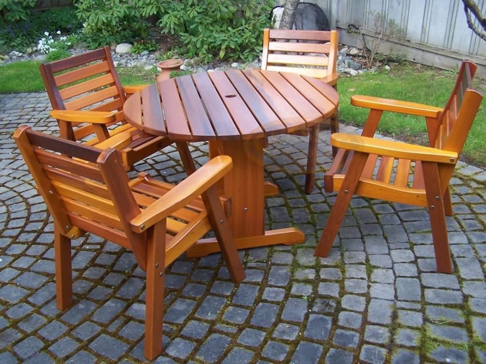 Best Cedar Outdoor Furniture