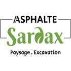 Asphalte Sardax Paysage - Logo