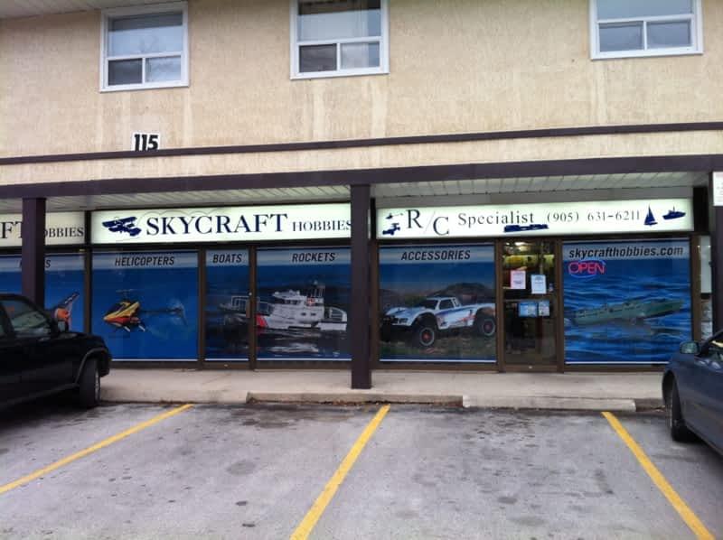 Craft Hobby Stores Ottawa