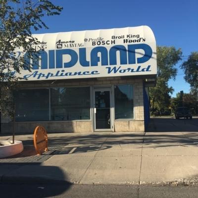 Midland Appliance World - Major Appliance Stores
