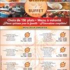 Au Gourmet Chinois - Chinese Food Restaurants - 819-752-3288