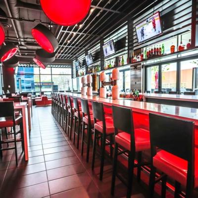 Houston Avenue Bar & Grill - Seafood Restaurants