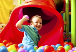 Edmonton indoor play spaces for kids