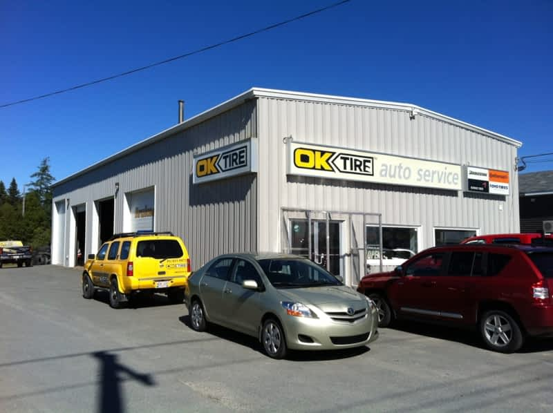 OK Tire - Gander, NL - 125 Roe Avenue | Canpages