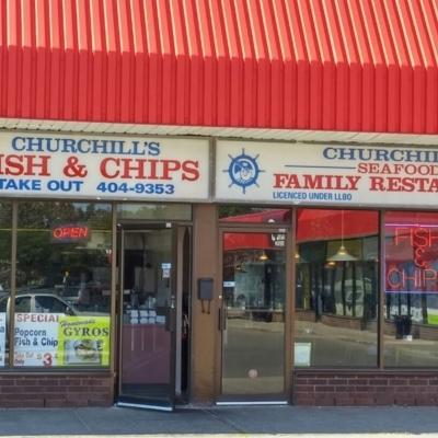 Churchhills Pub - Restaurants