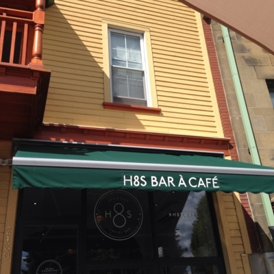 H8S Café - Coffee Shops