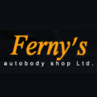 Ferny's Auto Body Shop - Logo
