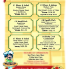 Jim's Pizza Palace Ltd - Take-Out Food - 905-372-6826