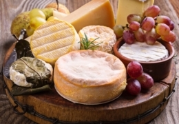 Charming cheese boards in Calgary