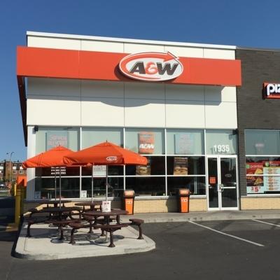A&W - Fast Food Restaurants - 450-468-0438