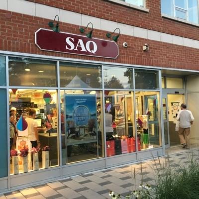 SAQ Classique - Boutiques de boissons alcoolisées - 450-923-4911