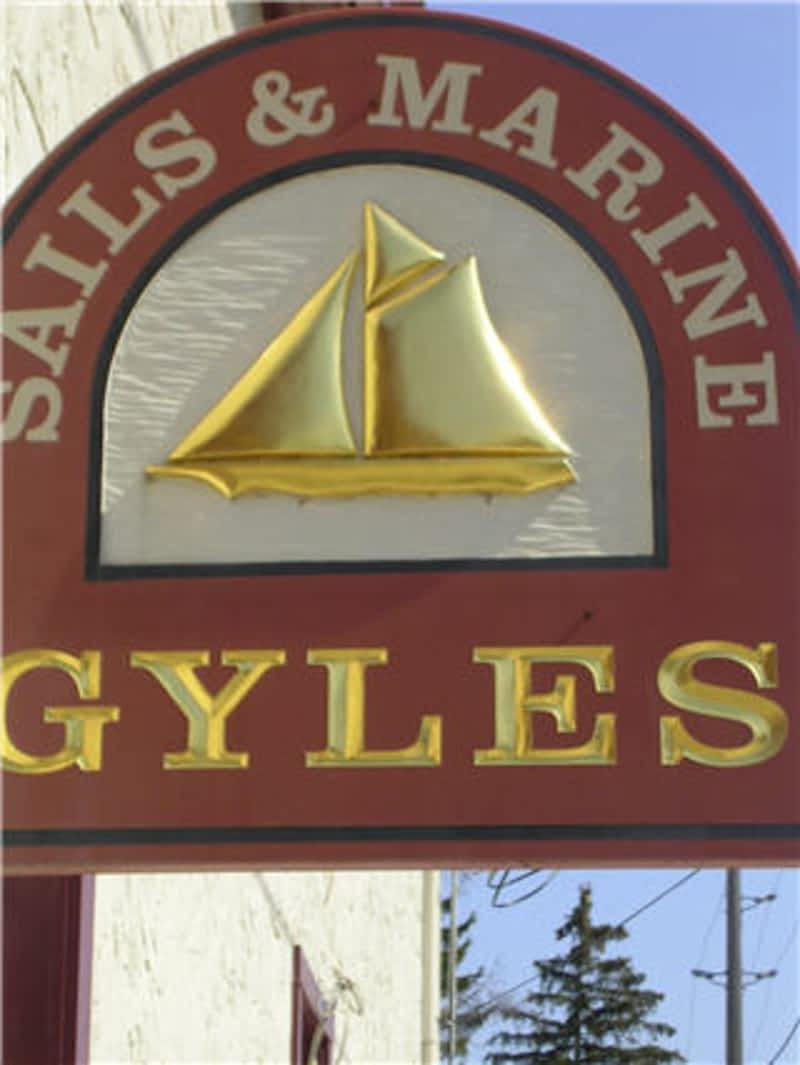 Gyles Sails And Marine Thornbury On 4 King St W