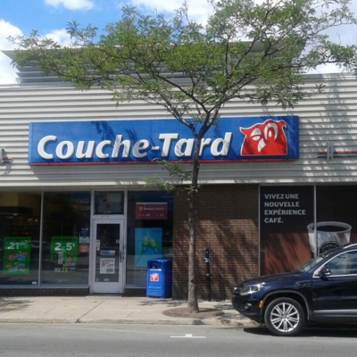 Couche-Tard - Convenience Stores