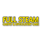 Full Steam Carpet & Upholstery Care - Logo