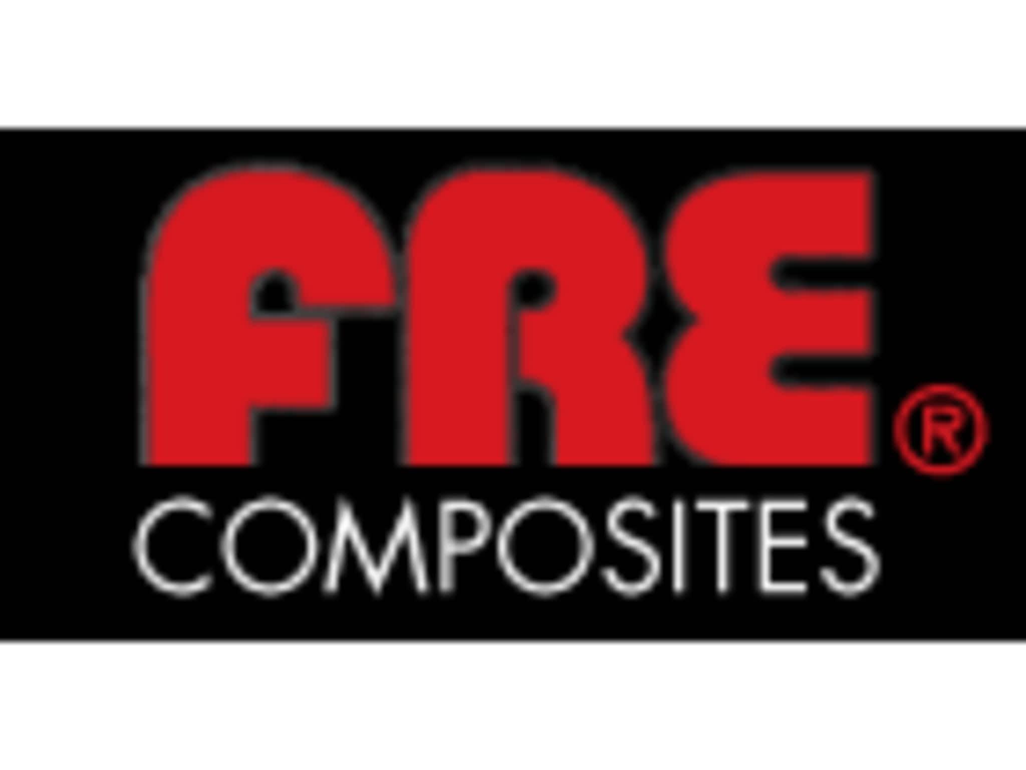 photo FRE Composites (2005) Inc