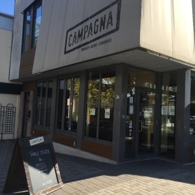 Restaurant Campagna - Restaurants