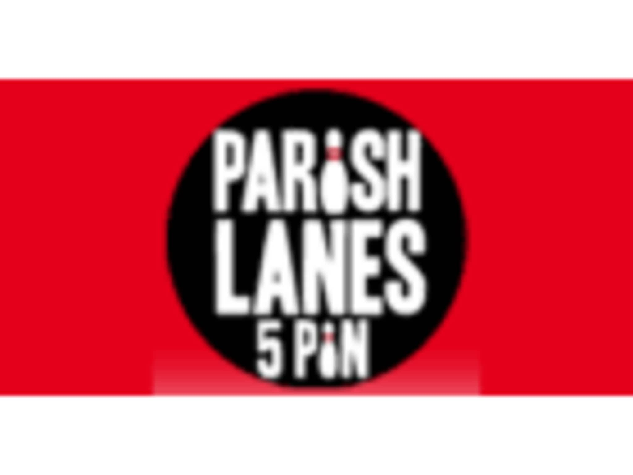 photo Parish Lanes
