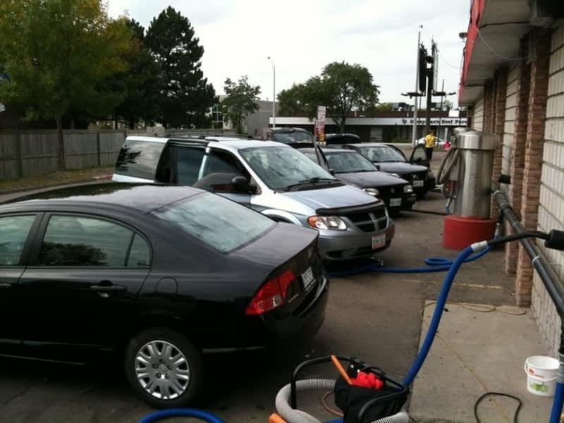 Popular Car Wash Etobicoke