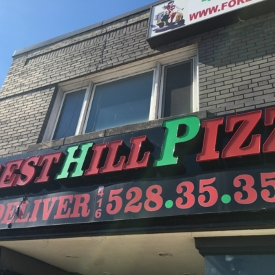 Forest Hill Pizza - Restaurants - 416-528-3535