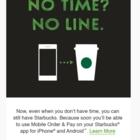 Starbucks - Cafés - 1-800-782-7282