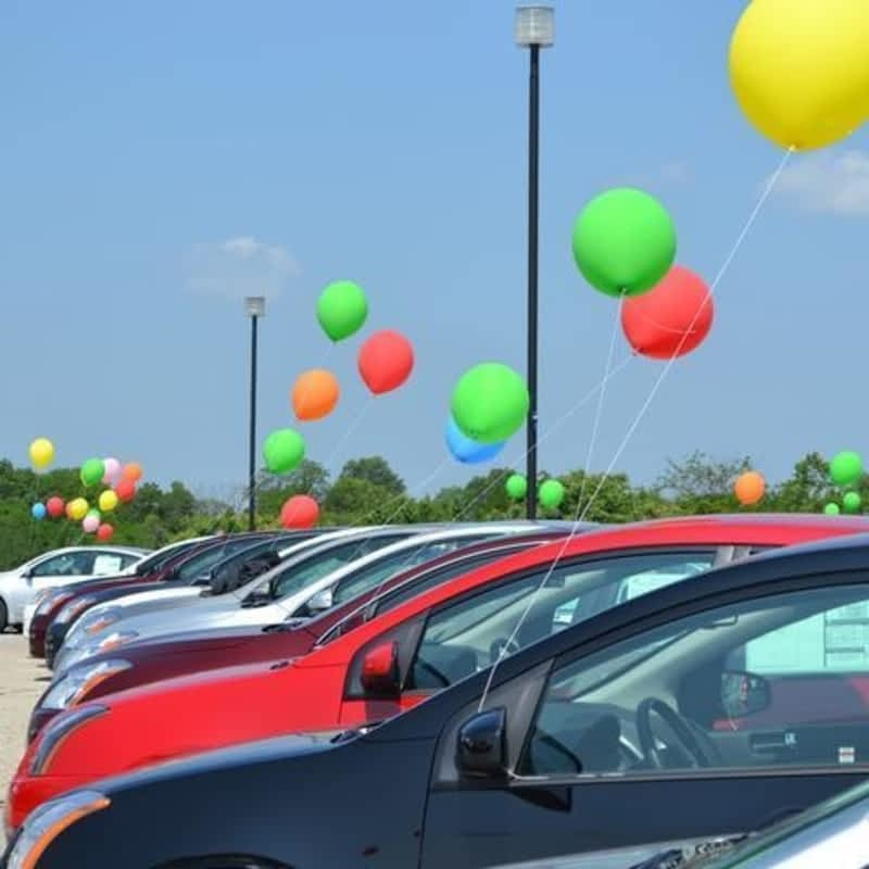 photo 5 Star Balloon Celebrations