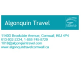 View Algonquin Travel's Cornwall profile