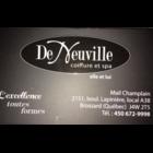 De Neuville Coiffure Et Spa Inc - Salons de coiffure et de beauté