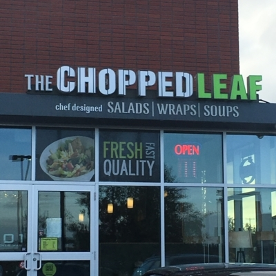 The Chopped Leaf - Restaurants