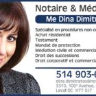 Dina Dimitratos Notaire - Notaries - 514-903-6212