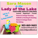 View Lady of the Lake Cleaning & Property Management's Goderich profile