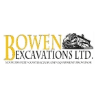 Bowen Excavations Ltd - Excavation Contractors - 604-349-7402