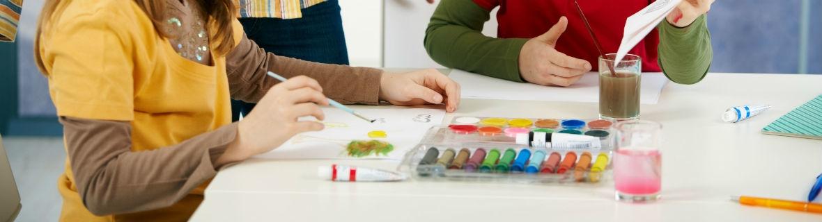 Creative workshops for kids in Toronto