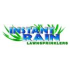 Instant Rain Lawn Sprinklers - Logo