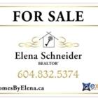Elena Schneider Real Estate - Real Estate Agents & Brokers - 604-832-5374